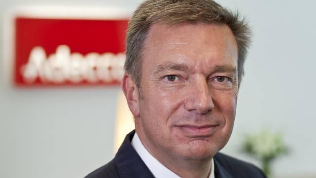 Patrick De Maeseneire, Chef von Adecco (Archiv)