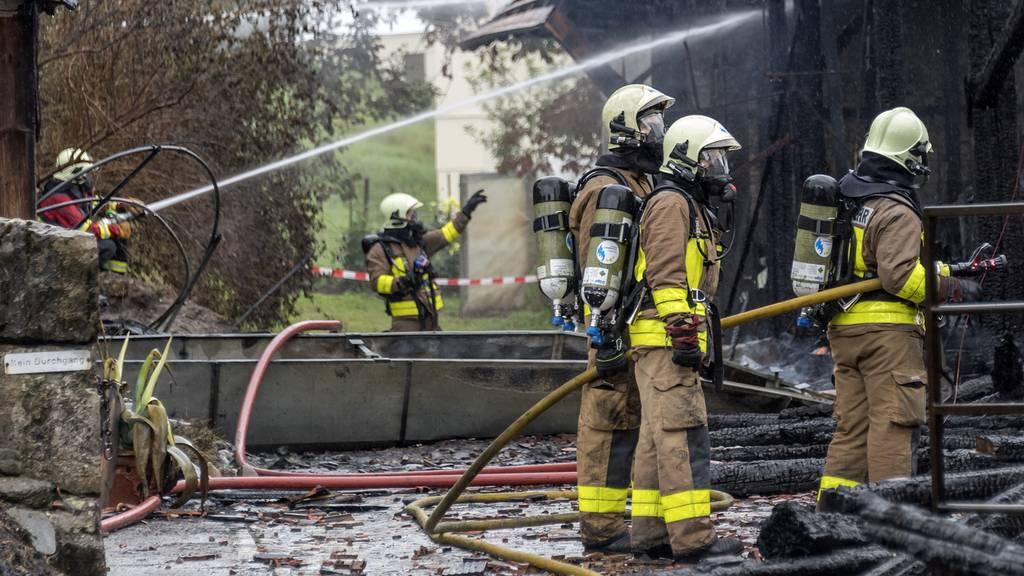 Feuerwehrwerbung