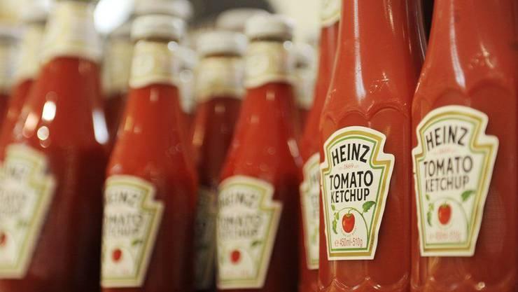 FBI befasst sich mit der Übernahme des Ketchup-Herstellers Heinz.