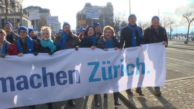 Klamaukreicher Wahlkampf-Start der FDP