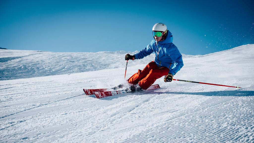 Nie mehr fürs Skibillet anstehen