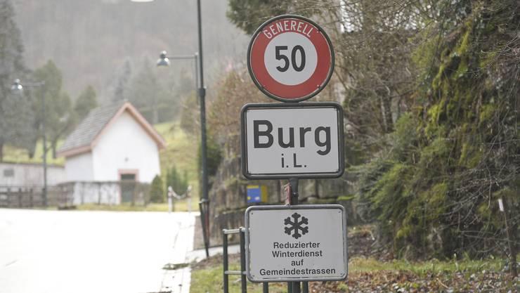 Am Rand: Burg im Leimental streckt die Fühler aus. Eine Möglichkeit wäre das Zusammengehen mit Metzerlen, das aber zum Kanton Solothurn gehört.