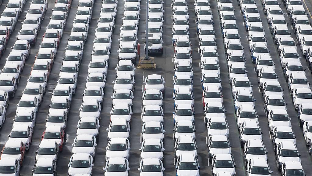 EU-Automarkt bricht im Sommer ein