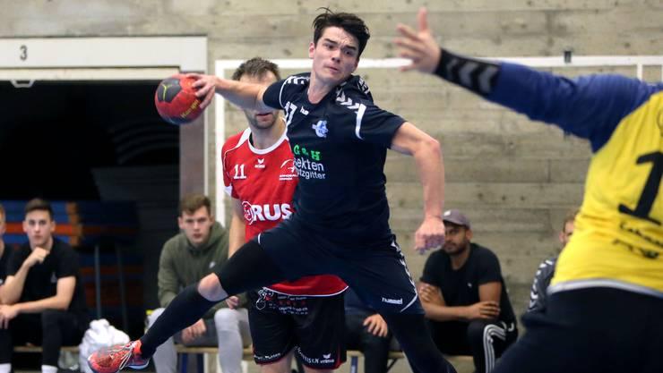 Die HSG Leimental musste gegen Kreuzlingen eine Niederlage einstecken.