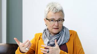 Afra Sturm ist Professorin an der Pädagogischen Hochschule FHNW