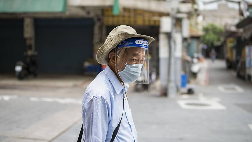 Taiwan erhält 10 Millionen Biontech-Impfdosen aus Deutschland
