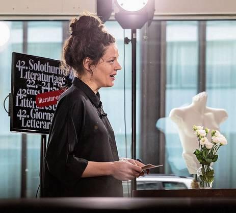 Literaturtage-Leiterin Reina Gehrig: Sie wechselt im Juli in die Literaturabteilung von Pro Helvetia.