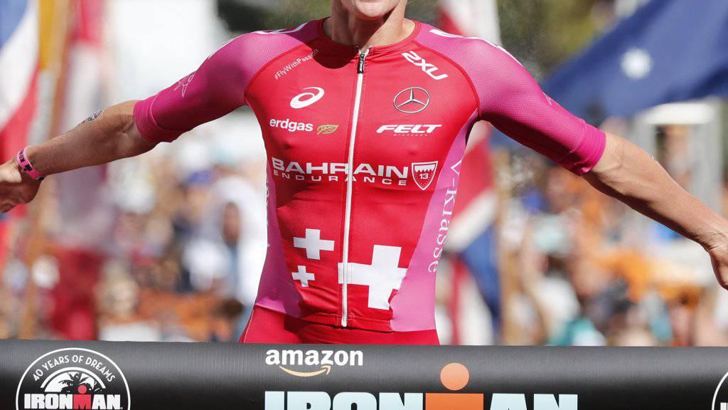Daniela Ryf blieb 2018 ungeschlagen. 2019 beginnt sie ihre Saison in den USA. Ebenfalls in den USA hatte die Solothurnerin ihre letzte Saison eindrucksvoll mit dem vierten Ironman-WM-Titel auf Big Island, Hawaii, gekrönt