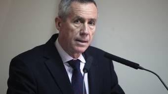 Staatsanwalt François Molins hält Angaben des jungen Marokkaners, er habe die Thalys-Passagiere ausrauben wollen, nicht für glaubwürdig. (Archiv)