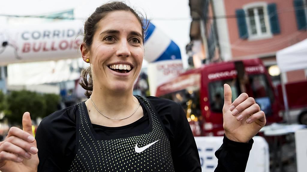 Fabienne Schlumpf brilliert mit Schweizer Rekord
