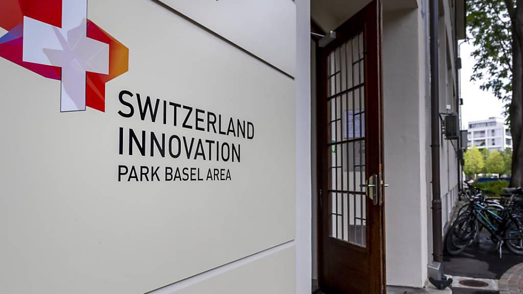 Der Switzerland Innovation Park Basel Area für Startups und etablierte Firmen aus den Bereichen digitale Gesundheit und personalisierte Medizin. 2020 gab es einen Rekord bei den Neugründungen von Unternehmen in der Schweiz. (Archivbild)