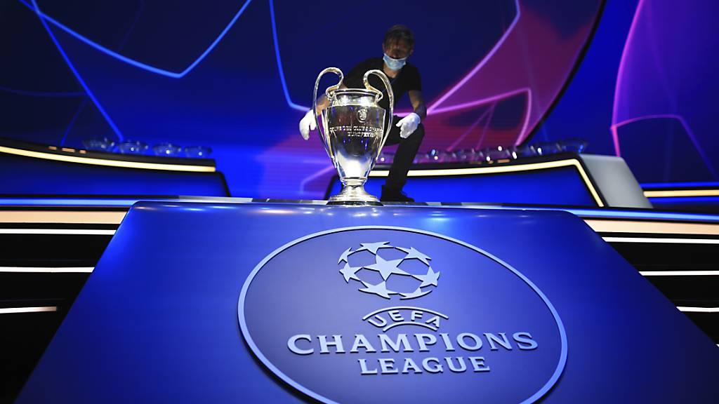 Die Gegner der Young Boys in der Champions League sind bekannt