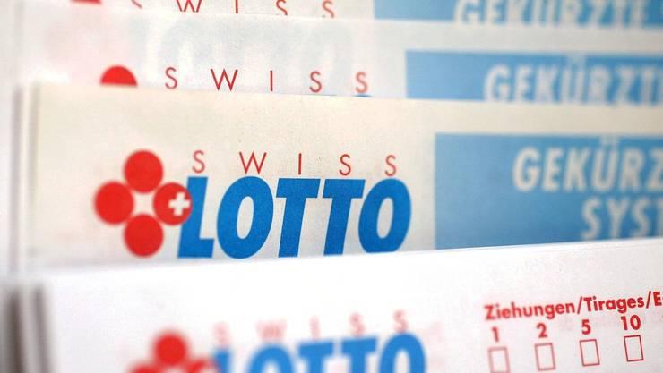 Der zweithöchste Gewinn im Schweizer Zahlenlotto beläuft sich auf 46 Millionen Franken. (Symbolbild)