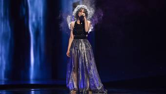Rykka mit «The Last Of Our Kind» im zweiten Halbfinal des Eurovision Song Contest 2016 in Stockholm