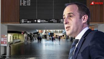 Teaser Flughafenchef