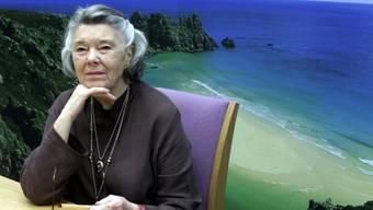 Rosamunde Pilcher lebt in Cornwall (Key)