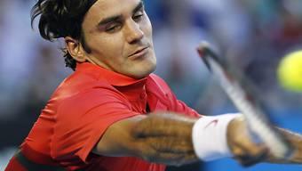Roger Federer überzeugte gegen Tomic