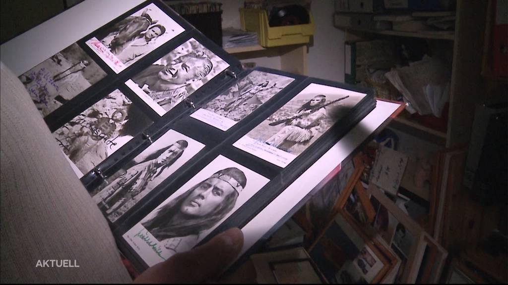 Über 250'000 Autogramme: Vinzenz Brändle zeigt seine eindrucksvolle Sammlung
