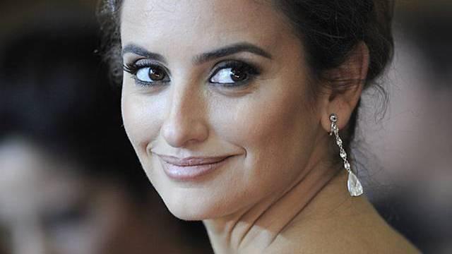 """Erhält 2011 eine sternförmige Plakette auf dem """"Walk of Fame"""": Schauspielerin Penélope Cruz (Archiv)"""