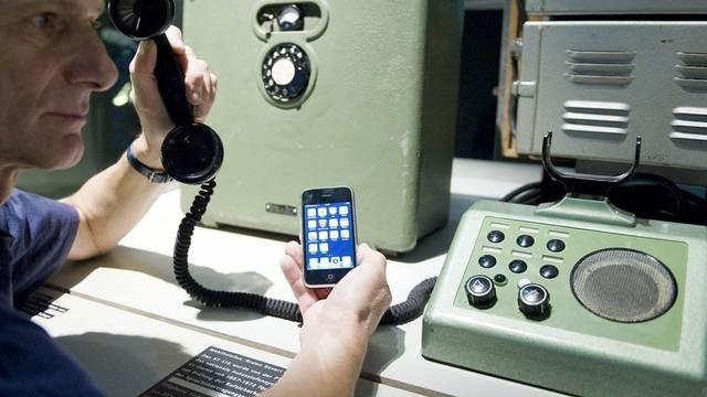 Kommunikation kann krank machen, zeigt das Museum für Kommunikation in Bern (Archiv)