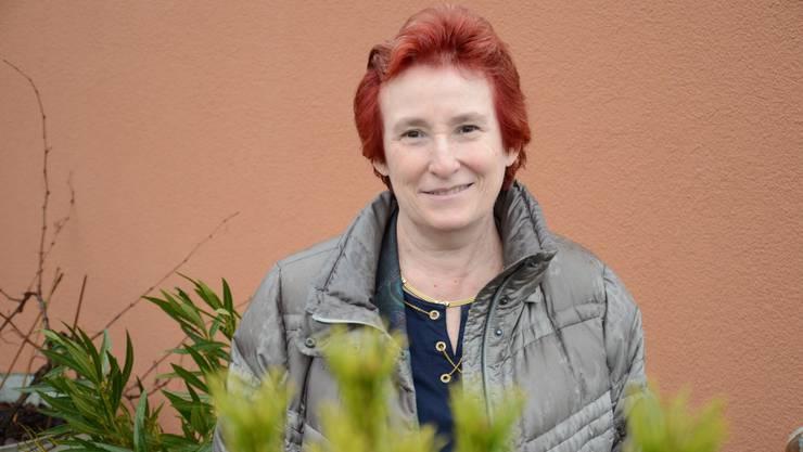 Die neue Schlieremer Stadtschreiberin: Ingrid Hieronymi.