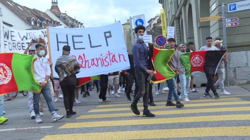 Machtübernahme Afghanistan: Wie viele Flüchtlinge soll die Schweiz aufnehmen?