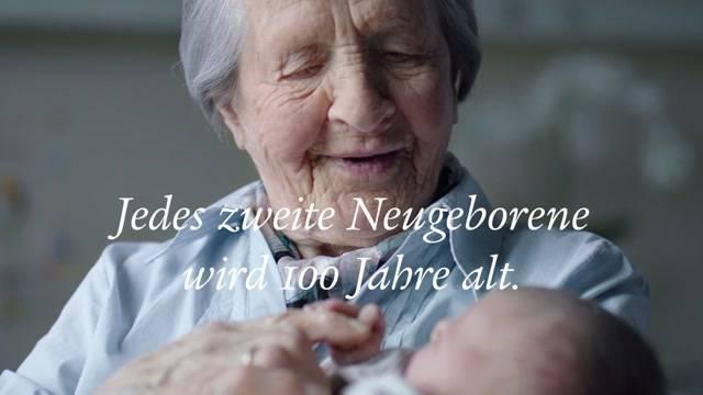 Kampagne von Swiss Life