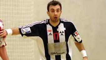 Dario Bagaric spielte in seiner Aktivkarriere auch für den RTV Basel.