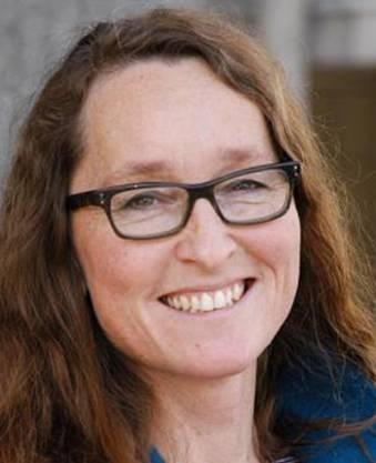 Regula Schmidlin ist Professorin für deutsche Sprachwissenschaft an der Universität Freiburg