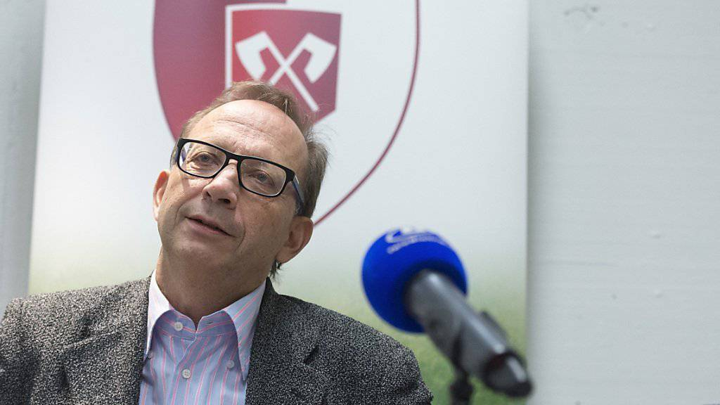Carlo Häfeli sieht keine Chance mehr für eine Sanierung des FC Biel