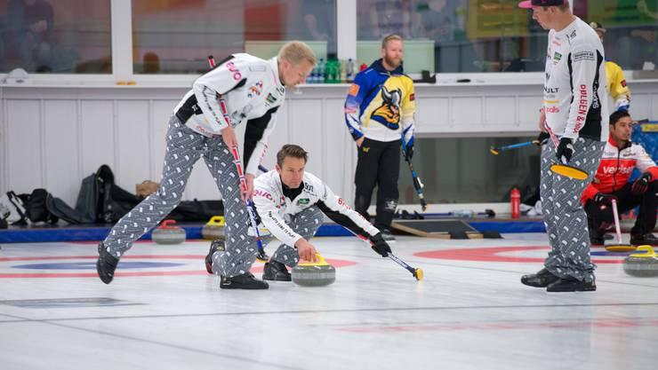 Team Ulsrud (NOR), mehrfache Medaillengewinner an Welt- und Europameisterschaften