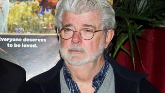 Hat ein Herz für Arme: George Lucas (Archiv)