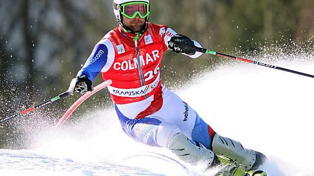 Nach Bansko auch in Kranjska Gora bester Schweizer: Markus Vogel
