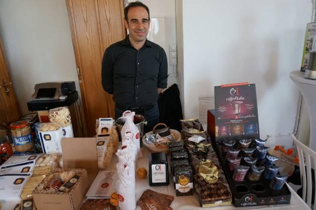 Genuss pur Orangen-Likör aus Bronte und Kaffee bei Alberto Pane von Sapuri