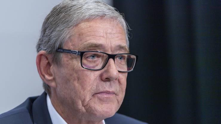 FCB-CEO Roland Heri bittet um Geduld.