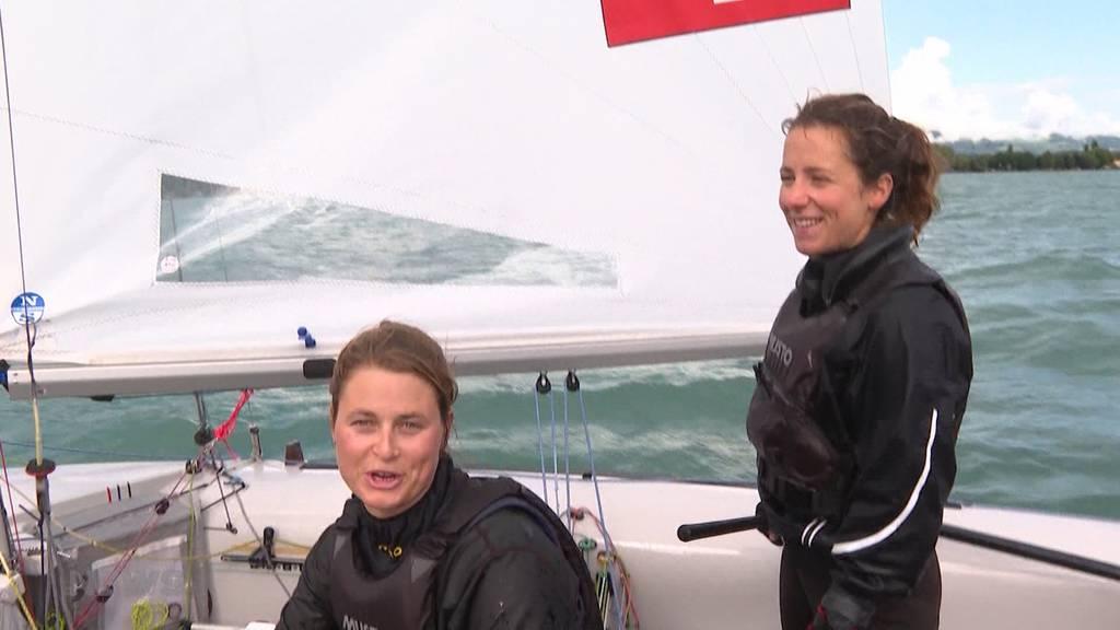 Olympische Spiele in Tokio: Maja Siegenthaler und Linda Fahrni segeln für Bern