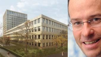 Unispital-Direktor Wener Kübler: «Haben erwartet, dass es Diskussion gibt».