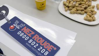 Die 11. Ausgabe der Aktion Nez Rouge ging erfolgreich über die Bühne.