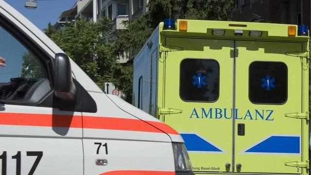 Nachbarn des Paars alarmierten die Polizei (Symbolbild)