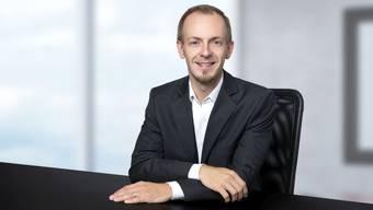 Eric Bade wird ab Mitte Juni bis Ende 2020 interimistischer Digital Manager der Stadt Baden.