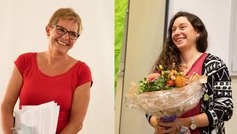 Wer wird bei den Stadtpräsidiumswahlen antreten? Stefanie Ingold oder Laura Gantenbein?