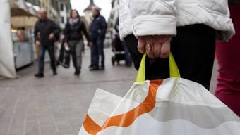 Der Sonntagsverkauf in Solothurn war nicht stark besucht. (Themenbild)