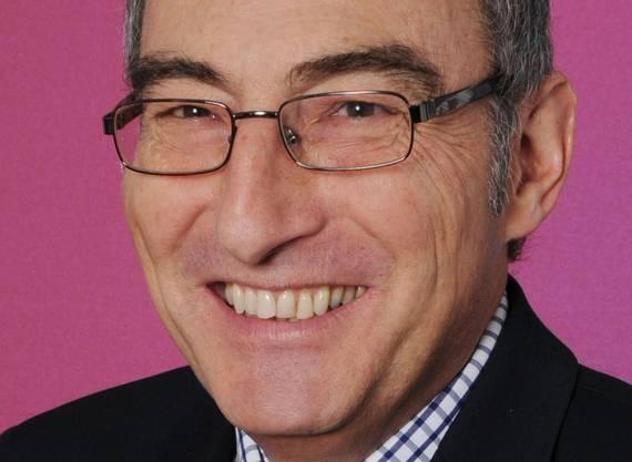 Wird nie laut: Rolf Schaeren (CVP, bisher)