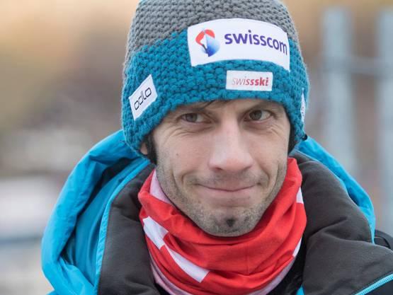 Ronny Hornschuh, Trainer der Schweizer Skispringer.