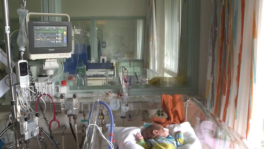 Fehlende Immunität: Wegen der Corona-Massnahmen wütet nun das RS-Virus bei Kindern