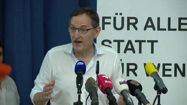 Mario Fehr wird wieder nominiert
