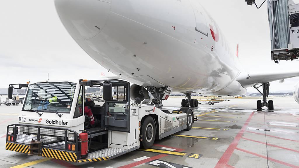 Swissport erhält-Corona-Hilfen in den USA