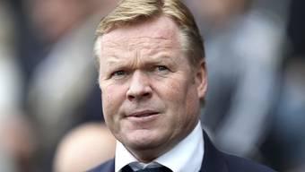 Evertons Trainer Ronald Koeman erhält mehrere Verstärkungen für sein Team