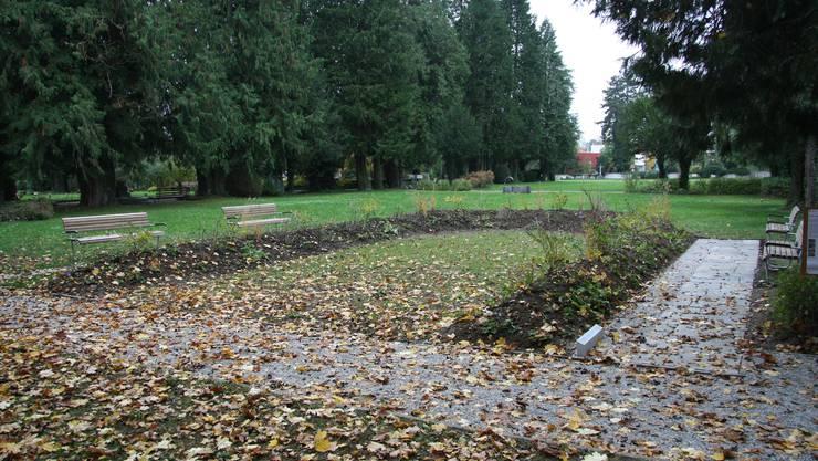 Kinderfriedhof Solothurn.