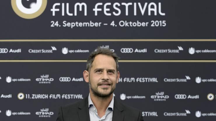 Moritz Bleibtreu hat der Ordnung halber 2015 auch beim Zurich Film Festival vorbeigeschaut (Archiv)